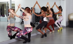 Intimate DIVAS RVA: One or Two Regular or VIP Exotic Dance Classes at Intimate DIVAS RVA (Up to 50% Off)