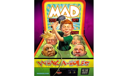 One-Year Subscription to MAD Magazine From Blue Dolphin Magazines (Up to 80% Off)