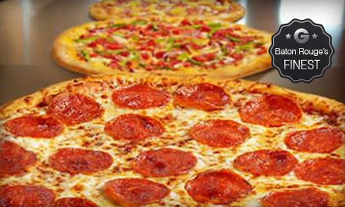 CiCi's Pizza - Multiple Locations: Pizza Buffet and Drink for Two, Four, or Six at CiCi's Pizza (53% Off)