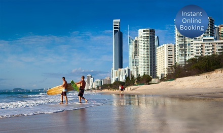 Surfers Paradise, Gold Coast: Three, Five, or SevenNight Queensland Escape for Four People at Golden Gate Resort
