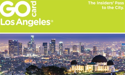 Los Angeles Explorer Pass: 1, 2, 3 or 5Day Entry to Over 30 Attractions
