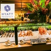 Seafood Dinner + Wine: Sailmaker, Hyatt Regency