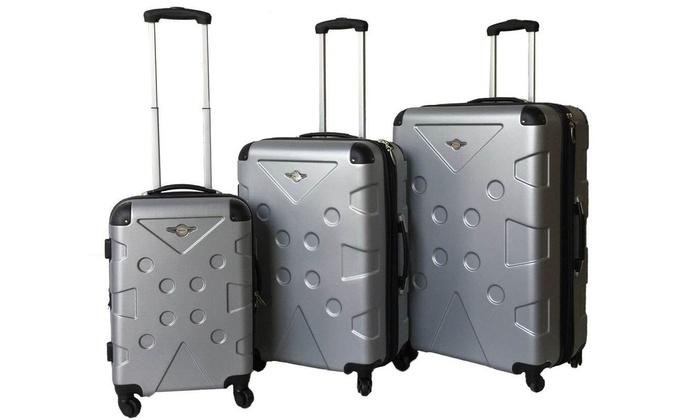 RivoLite Rimini 3 pc Luggage Set