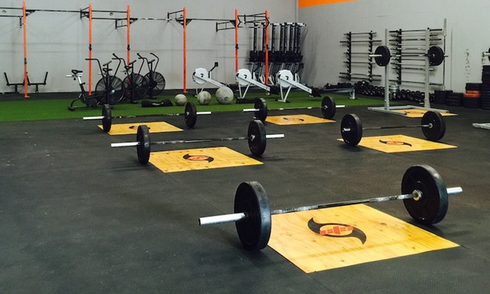 CrossFit Storm - Miramar: $50 for $135 Worth of Services — CrossFit Storm