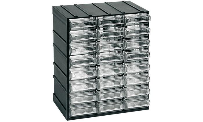 Cassettiere Plastica Per Minuterie.Fino A 57 Su Cassettiera Art Plast Groupon