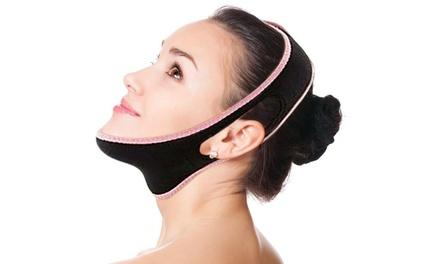 1, 2 of 3 afslankende banden voor je gezicht
