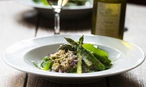 Le Veneto: Dîner italien avec entrée, plat, dessert au choix parmi une sélection pour 2 personnes dès 46 € au restaurant Le Veneto
