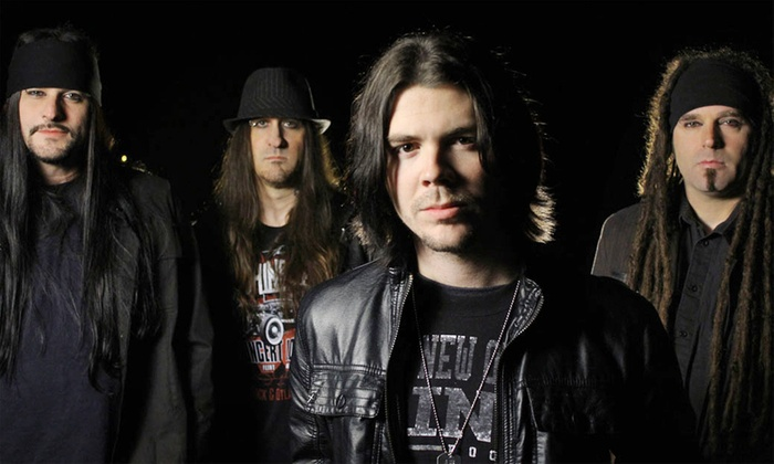 Saliva - The Dow Event Center: Saliva at The Dow Event Center's Red Room on April 8 at 8 p.m. (Up to 35% Off)