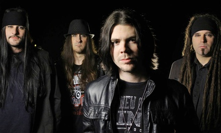Saliva at The Dow Event Center's Red Room on April 8 at 8 p.m. (Up to 35% Off)