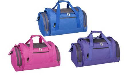 Ladies Travel Sports Holdall Bag