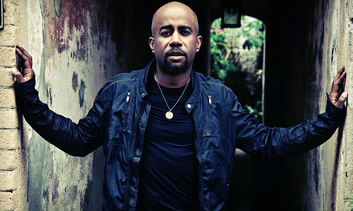 Darius Rucker - Pensacola Bay Center: Darius Rucker at the Pensacola Bay Center on Friday, May 10, at 7:30 p.m. (Up to 60% Off). Two Options Available.