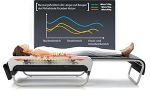Ceragem Testcenter Stuttgart: Wirbelsäulen-Scan inkl. 10er- oder 20er-Karte für die Therapieliege bei CERAGEM Stuttgart (bis zu 60% sparen*)