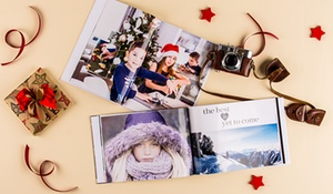 Colorland: 1 ou 2 livres photo A4 personnalisable de 28, 40, 60, ou 80 pages sur Colorland dès 4,50 € (jusqu'à 85% de réduction)