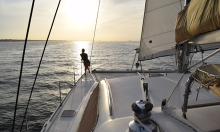 $399 for $750 Worth of Sailing Charter Tour at Siren Song Charters