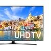 "Samsung 49"" or 65"" 4K UHD Smart LED TV (2016 Model) (Mfr. Refurb.)"