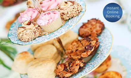 High Tea + Sparkling Wine for Two $49, Four $98 or Six People $147 at Portico Restaurant & Bar Up to $240 Value