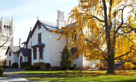 Guided Tour for Two or Four of President Lincoln's Cottage (Up to 50% Off)