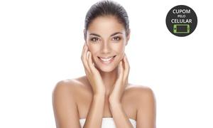 Estheticenter: Estheticenter – Aldeota: 1 ou 2 visitas com limpeza de pele, peeling enzimático, alta frequência e máscara de porcelana