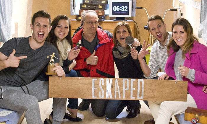 Eskaped - Lehi: Escape-Room Adventure for Up to 12 People at Eskaped (Up to 46% Off)