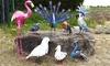 Trendy Birds Garden Ornament