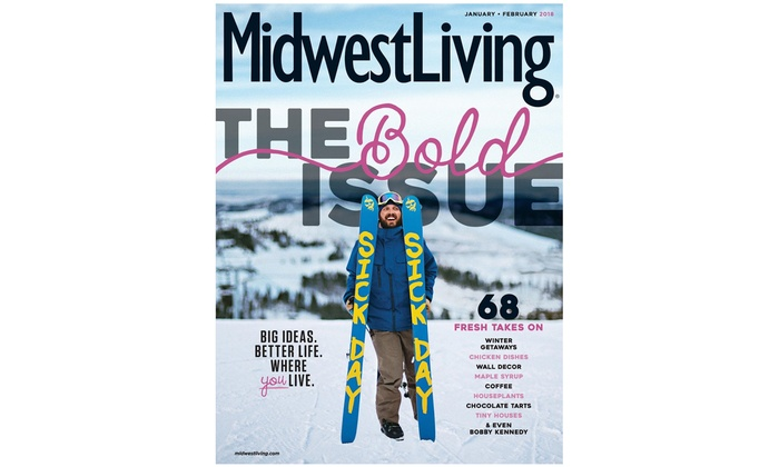 Up To 58% Off 1 Year, 6 Issue Subscription To Midwest Living