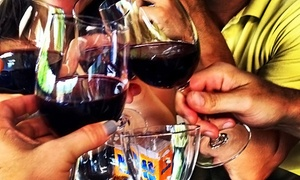 Wine A Bit Coronado: $22 for a Wine Tasting and Artisanal Cheese Pairing for Two at Wine A Bit Coronado ($44 Value)