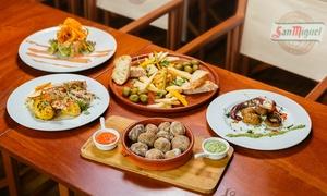 Mojo Picón: Hiszpańska uczta: menu degustacyjne dla 2 osób za 149,99 zł i więcej opcji w Mojo Picón (-40%)