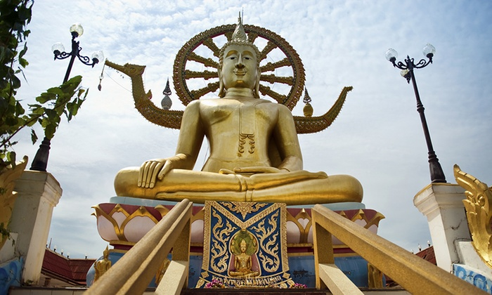 Thailand Vacation With Airfare From Gate 1 Travel In Kanchanaburi  Groupon Getaways-3282