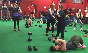 Vitality Fitness Northwest: 10 or 20 Boot Camp Classes at Vitality Fitness Calgary Northwest (96% Off)