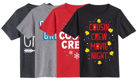 Boys' Cousin Crew Tees