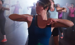 Brilliant Body PDX: 10 Zumba Classes or One Month of Unlimited Classes at Brilliant Body PDX (Up to 45% Off)