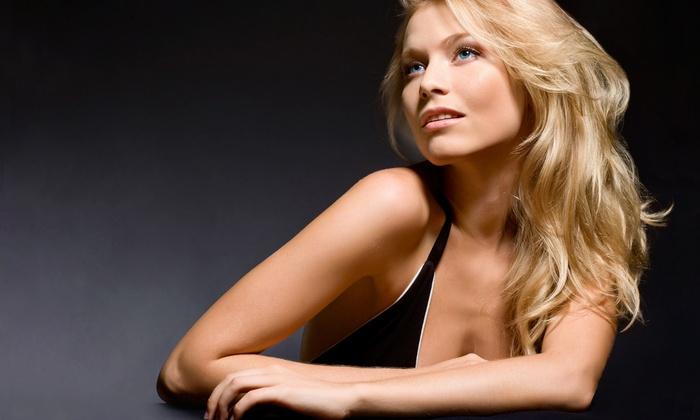 Pure Life Salon & Detox - Ridgemoor: Women's Haircuts and Massage at Pure Life Salon & Detox (Up to 51% Off)
