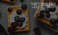 Testez si vous avez une allergie alimentaire à partir de 30 € (45% de réduction)