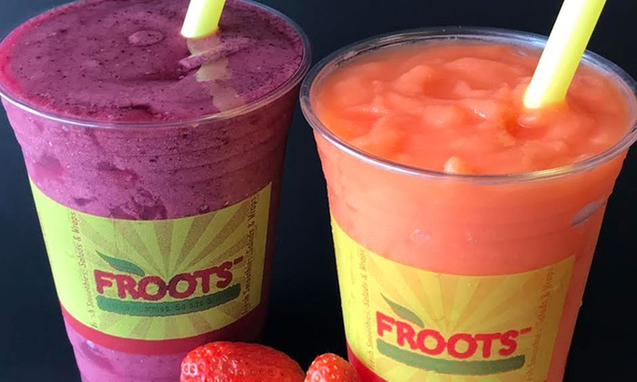 FROOTS COUPON