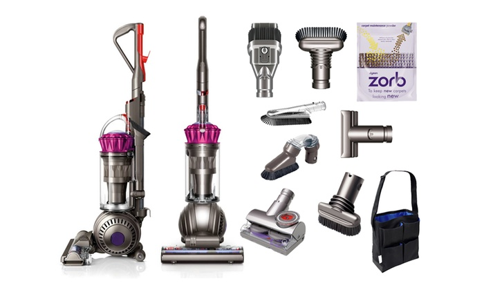 dyson dc65 midsize ball upright vacuum multifloor or animal certified refurbished