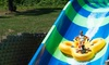 Venture River Water Park - Ringgold: $55 for Two Park Admissions and Two Zipline Bracelets at Venture River Water Park ($78 Value)