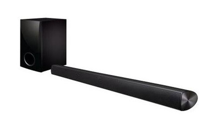 LG Sound Bar Subwoofer Bluetooth SH2 for £89 With Free Delivery