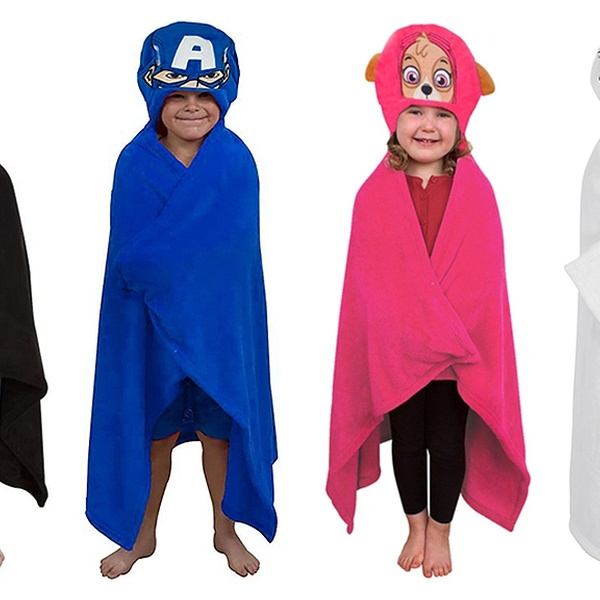Trolls /'Glow/' One Size Cuddle Robe Brand New Gift