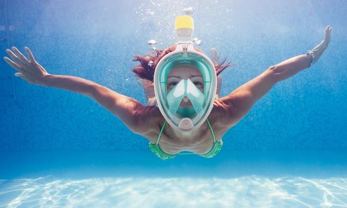 Breathefree Snorkel Mask