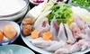 大阪府/本町 ≪泳ぎてっちり、ふぐ寿司などふぐコース9品+飲み放題100分≫