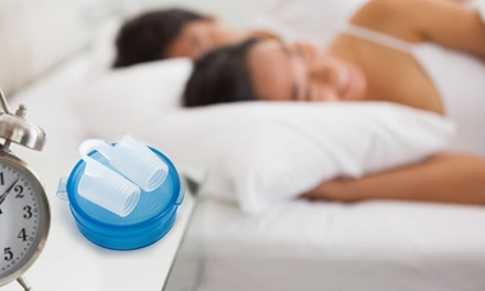 AeroSleep 4-in-1 Advanced Anti-Snore Kit with Protective Case