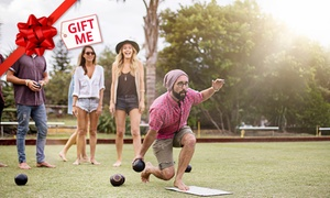 Payneham Bowling Club: 3-Hour Lawn Bowls with Food + Beer for Two ($10), Four ($19) or Eight ($35) at Payneham Bowling Club (Up to $318 Value)