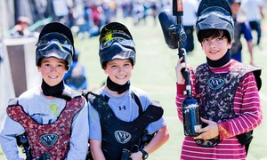 Up to 82% Off Admission and Equipment from Paintball Tickets at Paintball Tickets , plus 6.0% Cash Back from Ebates.
