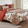 Bright and Bold Print Comforter Set (4- or 5-Piece)