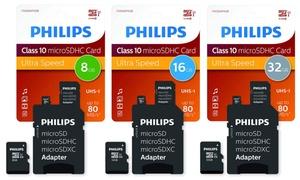 Carte mémoire SD / Micro SD
