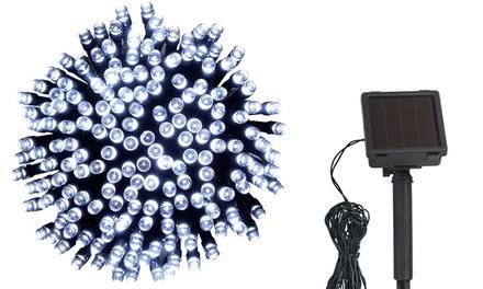 Luci LED ad energia solare