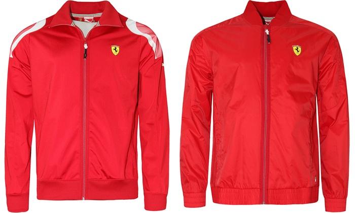 Up To 22% Off Puma Ferrari Jacket