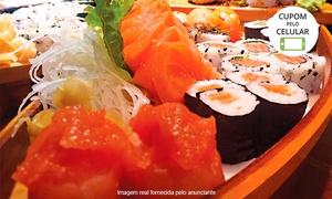 Sushi Tokai: Sequência livre de sushi e sashimi para 1 pessoa no Sushi Tokai – Ipanema
