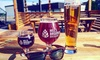 Up to 37% Off Beer Flight at Hell's Basement Brewery