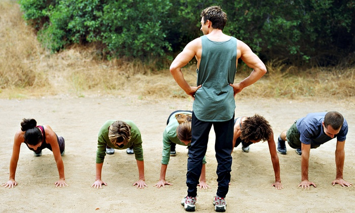 Coach Mo's Elite Fitness - Leander: 8 or 16 MoJo Boot-Camp Classes at Coach Mo's Elite Fitness (Up to 64% Off)